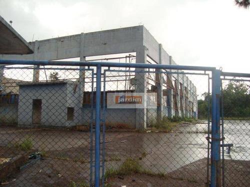 Terreno Industrial À Venda, Cooperativa, São Bernardo Do Campo. - Te0089