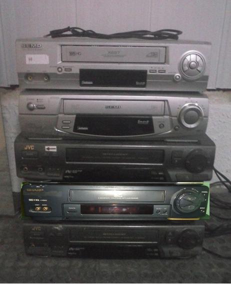 Vendo Videocassetes Usados