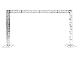 Treliças Kit Trave Box Truss Q20 Dj Aço 3x5m - Lourenço