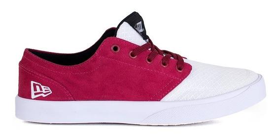 Tênis New Era Casual Vermelho / Branco