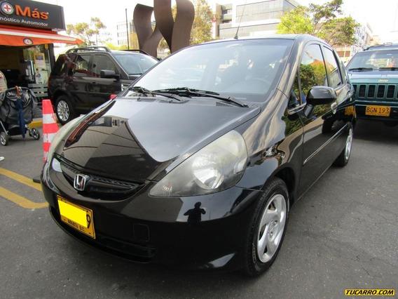 Honda Fit Lx 1.4 Mt
