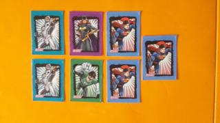 Mc Dougal Cards Justice League Liga De La Justicia Solo Lote