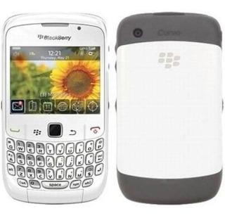 Blackberry Curve 9300 Só Funciona Vivo - 3g Wi-fi De Vitrine
