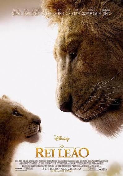 O Rei Leão - Filme Dublado 2019