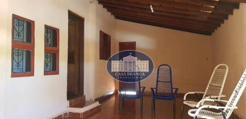Imagem 1 de 9 de Casa Com 2 Dormitórios À Venda, 187 M² Por R$ 160.000 - Alvorada - Araçatuba/sp - Ca1074