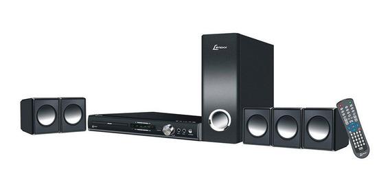 Home Theater Lenoxx Ht-723 Com Dvd, Fm, Usb, Karaoke