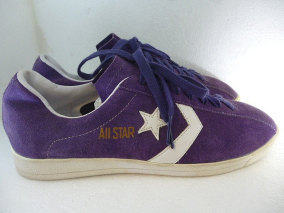 R Tenis Converse All Star Purpura/blanco 28.5cm Unisex Ofert