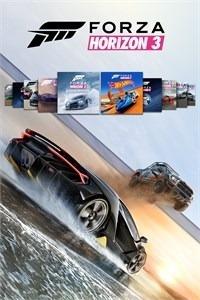Forza Horizon 3 - Edição Platina + Expansões