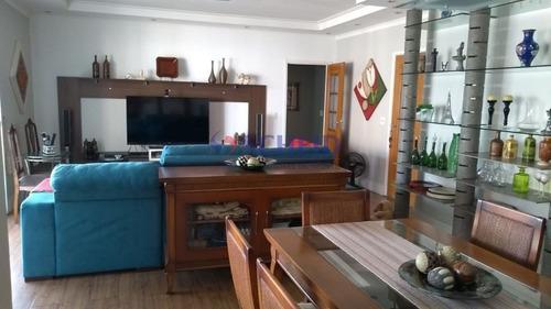 Imagem 1 de 15 de Apartamento 4 Dorms, 3 Suites, 3 Vagas, 173m², Pronto Para Morar!!! - Mc546
