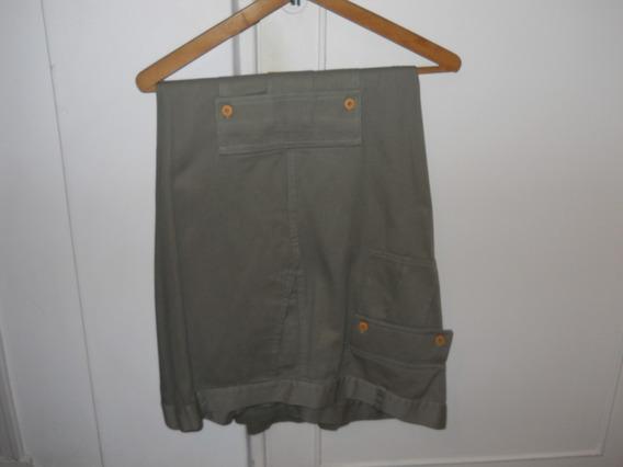 Pantalón Cargo Talle Especial 68
