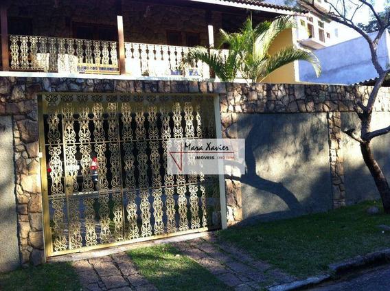 Sobrado Com 3 Dormitórios À Venda, 300 M² Por R$ 750.000 - Residencial Aquário - Vinhedo/sp - So0211
