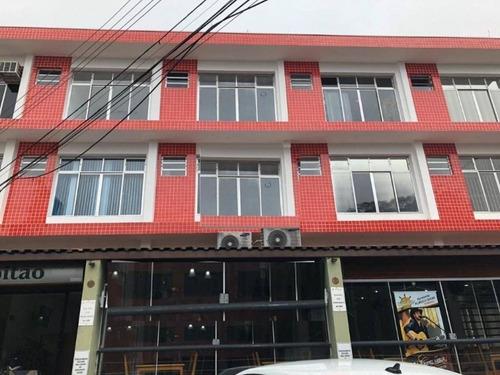 Imagem 1 de 4 de Sala Para Alugar, 42 M² - Planalto - São Bernardo Do Campo/sp - Sa4583