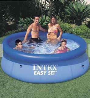 Pileta Intex Easy Set 2,44x0,76 Cm