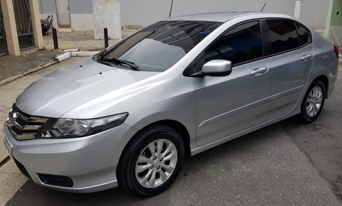 Honda City 2013 1.5 Lx Flex Aut. 4p