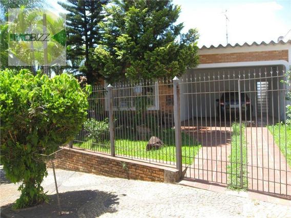 Casa Residencial À Venda, Vila Embaré, Valinhos. - Ca1226
