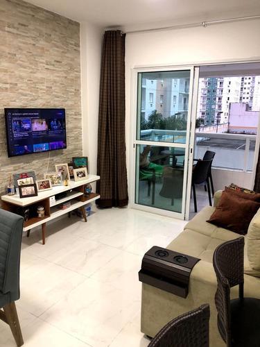 Imagem 1 de 23 de Apartamento 2 Dormitórios 100m Praia Mobiliado Ocian  Amj157