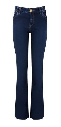 Calça Jeans Feminina Flare Slim Scalon Josefhine 140018