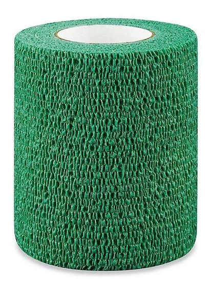 Par De Vendas Elasticas Verdes 3m Coban Codo/tobillo/rodilla