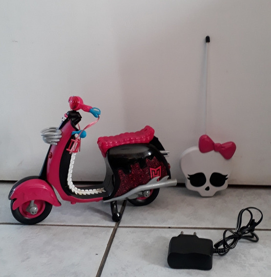 Moto Monster High