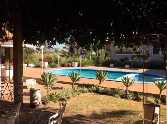 Casa À Venda, 6 Quartos, 2 Vagas, Quinta Das Paineras - Cedral/sp - 1218