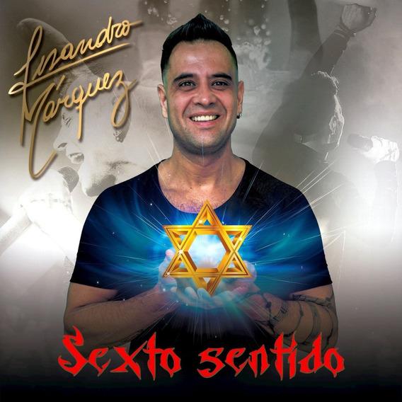 Cd Lisandro Marquez Sexto Sentido Original Nuevo Cerrado