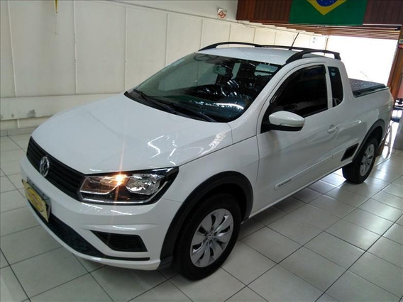 Volkswagen Saveiro Saveiro Trendline 1.6 Flex Cab Est