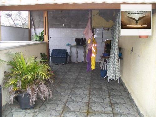 Cobertura Sem Condomínio Com 02 Dormitórios , Residencial À Venda, Vila Pires, Santo André. - Co0022