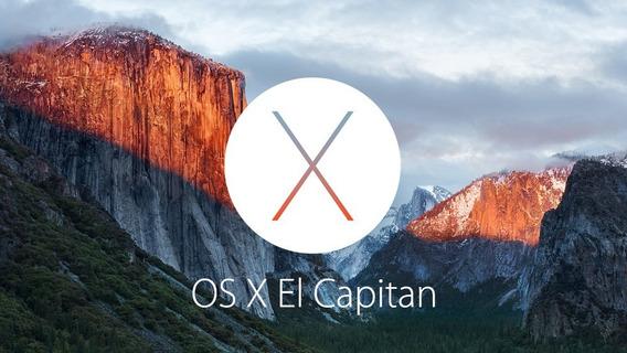 Instalación Mac Os X El Capitan 10.11 Link Booteable