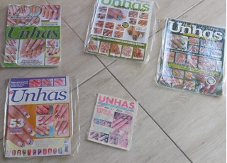 5 Revistas De Unhas
