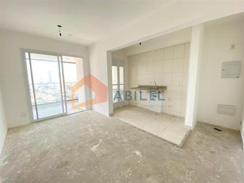 Imagem 1 de 30 de Apartamento Novo - 60 M² - 7207
