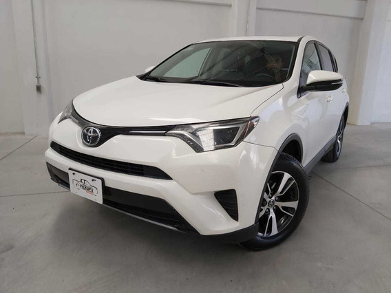 Toyota Rav4 2.5 Xle 4wd At 2017 Credito Nacional