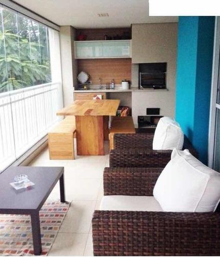 Apartamento Residencial À Venda, Jardim Taquaral, São Paulo - . - Ap0781