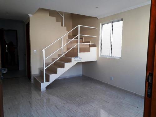 Sobrado Com 2 Dormitórios À Venda, 60 M² Por R$ 250.000 - Chácara Real (caucaia Do Alto) - Cotia/sp - So1124