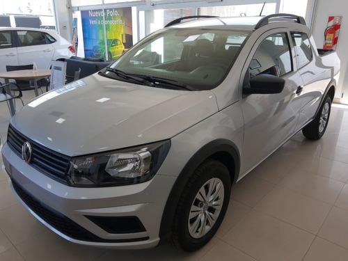 Nueva Volkswagen Saveiro Cabina Doble Comfortline Gr