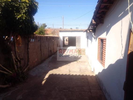 Casa Com 2 Dormitórios À Venda, 48 M² Por R$ 100.000,00 - Jardim Aeroporto - Botucatu/sp - Ca0360