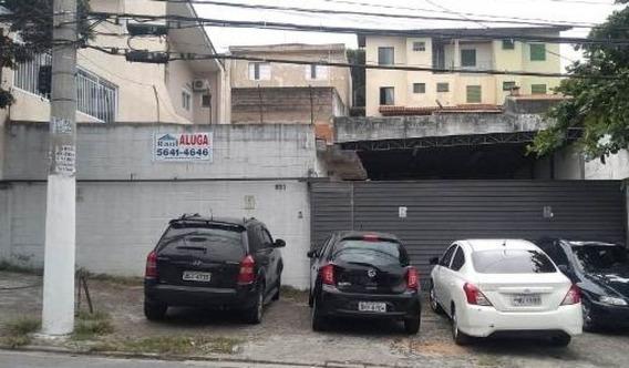 Locação Terreno - Vila Do Castelo, São Paulo-sp - Rr4181