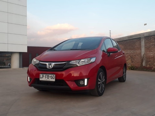 Honda Fit Ex 1.5 Aut 2018