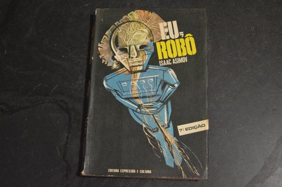 Eu Robo Isaac Asimov Livro