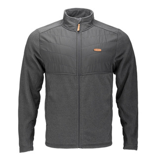 Chaqueta Hombre Lippi Route Therm-pro Full Zip Grafito I19