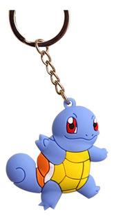 Pocket Monsters 3d Pokemon De Dibujos Animados Pvc Llavero