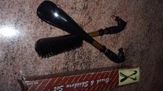 Cepillo Y Calzador Para Zapatos / Sin Uso!