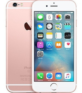 iPhone 6 Apple 4g Ios 8 Tela 4.7 Câm. 8mp - Proc. A8 Touch I