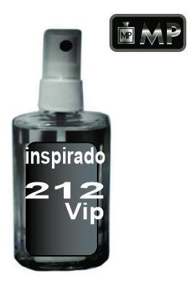 Perfume Feminino 212 Vip 65 Ml (contra Tipo) Frete Grátis
