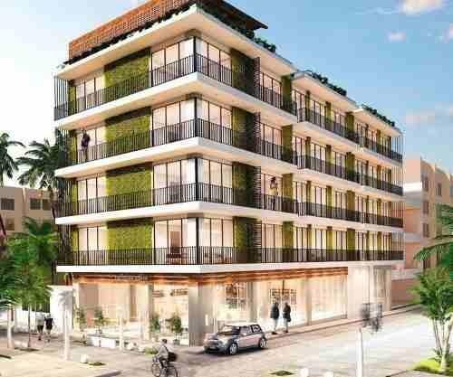 Departamento Preventa Macondo 5th. Avenida $255,000 Usd Darbar E1