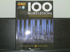 100 Blues Lessons For The Piano