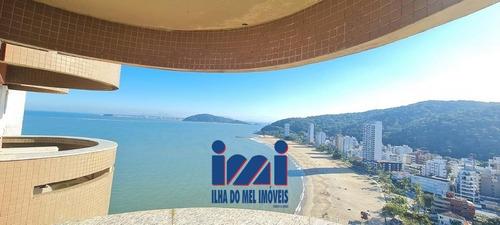 Imagem 1 de 15 de Apartamento 4 Dormitórios Na Praia Mansa - 1021mt-1