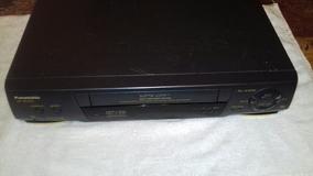 Video Cassete Panasonic Nv Sd425 Defeito * Faço R$ 40 Leia