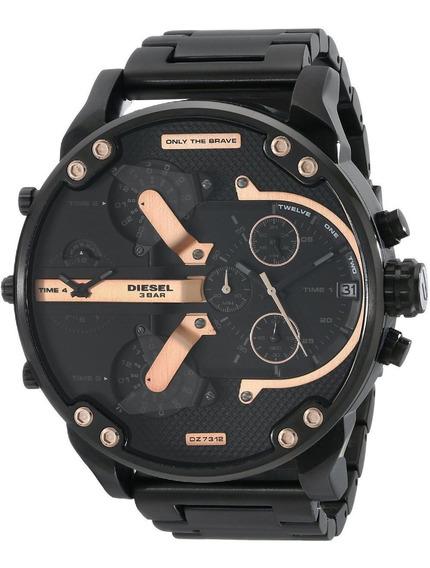 Reloj Diesel Dz7312 Mr. Daddy - 100% Nuevo Y Original