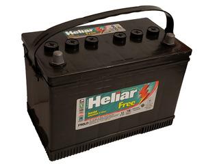 Bateria Heliar 12x90 Ah Original Toyota Sw4 Hilux 4x2 4x4