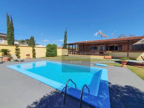 Imagem 1 de 30 de Casa Com 5 Dormitórios À Venda, 302 M² Por R$ 2.200.000,00 - Recreio Maristela - Atibaia/sp - Ca0414